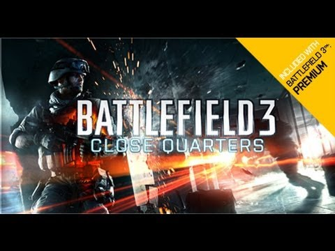 Battlefield 3: Close Quarters Launch Trailer