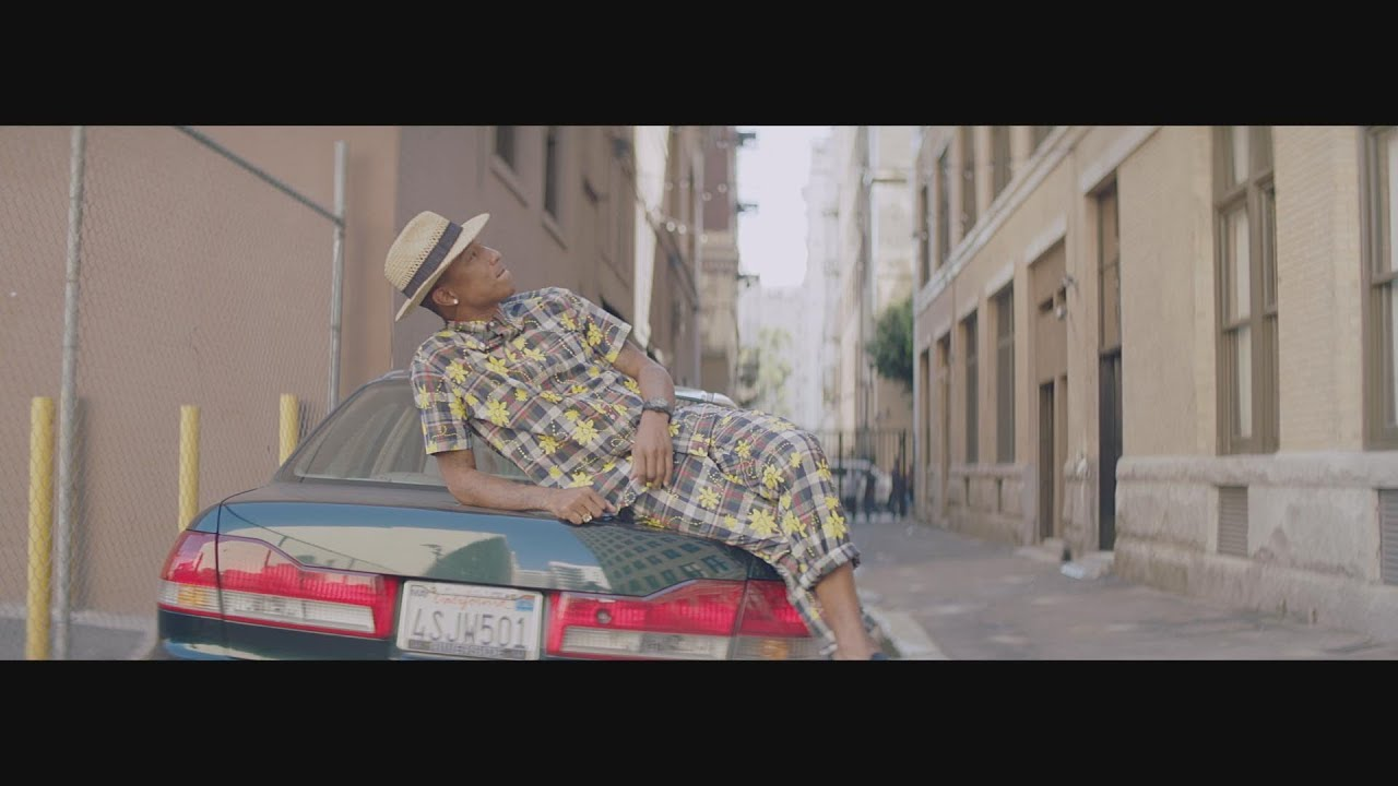Pharrell Williams : Happy