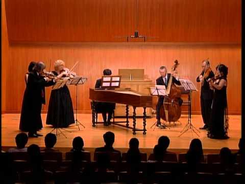 Бах Иоганн Себастьян - Concerto For Two Violins Vivace