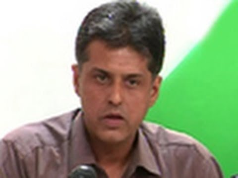Manish Tewari apologises to Anna Hazare
