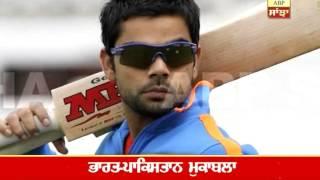 Kohli smashes 107 runs against Pakistan