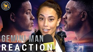 Will Smith's Gemini Man Isn't THAT Bad | Our Reaction
