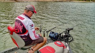 Crappie Fishing: Spider Rigging Beginner's Tips