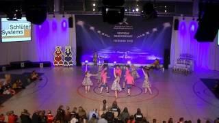 Börning Boogies - Deutsche Meisterschaft 2015