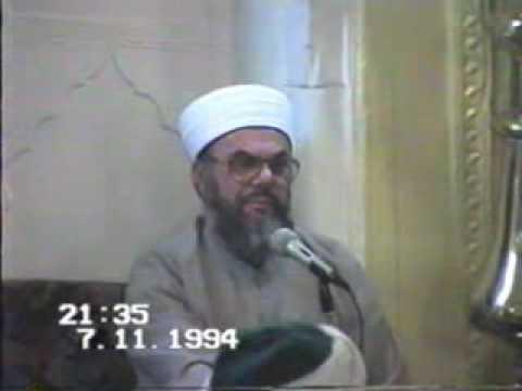 M. Zahid Kotku Yâd 2.Bölüm, 07.11.1994 Prof.Dr.M. Esad Coşan