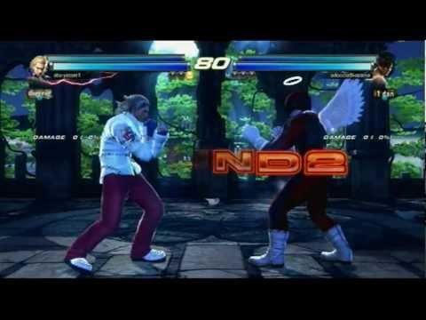 TTT2 |  JinJeddah ( Steve \ Bruce ) Vs. A9K ( Jin \ Bruce ) Player Match