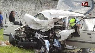 Accident mortel dans le Chinonais