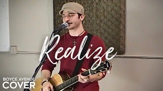 Colbie Caillat - Realize (Boyce Avenue acoustic cover) on iTunes‬ & Spotify