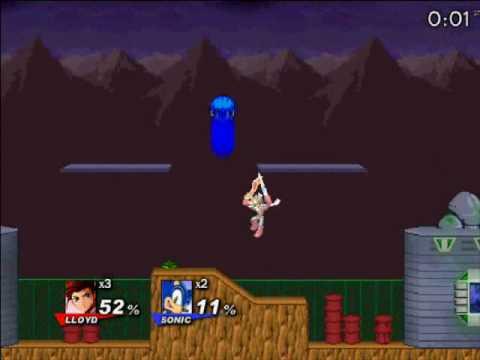 Super Smash Flash 2 Demo v0.6 First Look! Part 3
