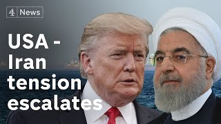 US sends more troops to Middle East amid Iran tension