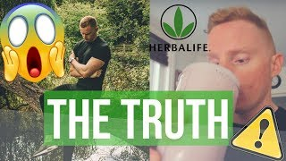 EXPOSED: THE SHOCKING TRUTH ABOUT HERBALIFE