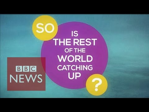 The world's wealth - in 60 seconds