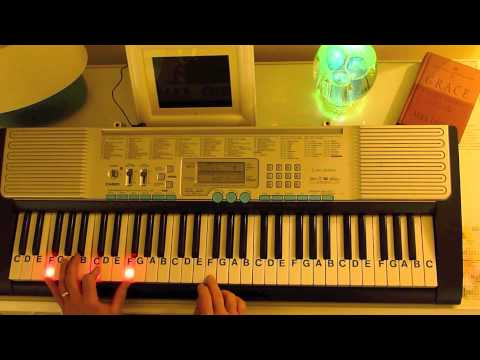 How to Play ~ Titanic Theme Song My Heart Will Go On ~  Key-...