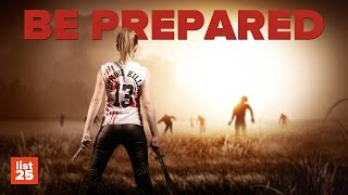 25 Things You NEED to Survive the ZOMBIE APOCALYPSE