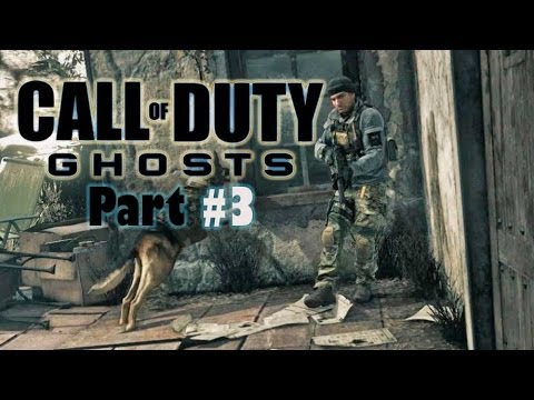 "Call of Duty: Ghosts - WE'RE 'MERICANS! - Mission 3 ""No Mans Land"" (Walkthrough)"