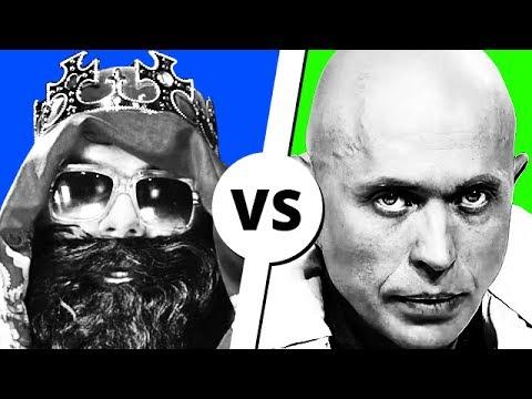 BIG RUSSIAN BOSS vs ДРУЖКО