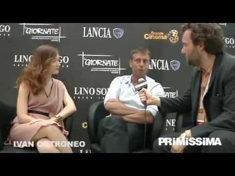 Intervista a Cristiana Capotondi e Ivan Cotroneo per La kryptonite nella borsa – Riccione 2011