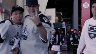 LA Kings GM Rob Blake Wants You All In!