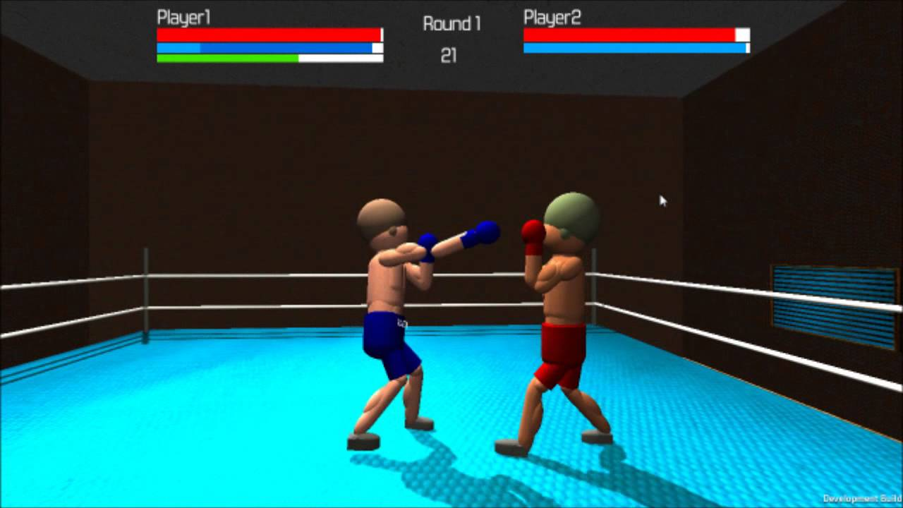 Ragdoll Boxing 3D v0.8 BETA Android Unity3D game - YouTube