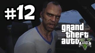 Grand Theft Auto 5 Part 12 Walkthrough Gameplay - Nervous Ron - GTA V Lets Play Playthrough