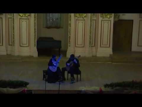 duo resonances - Cançons i dansas, Cançon n°6 - Federico Mompou