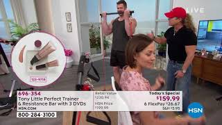 HSN | Healthy Living featuring Tony Little 03.17.2020 - 02 PM