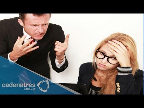 ¿Qué puedes hacer legalmente ante un acoso laboral?