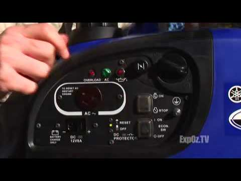 ExpeditionOz Gear Guide - Yamaha EF1000iS Generator/Inverter