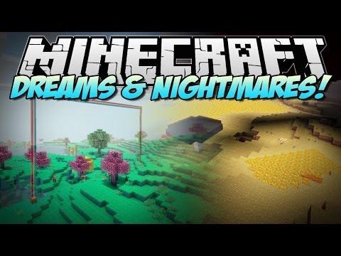 Minecraft mody 1.6.4 #31 SNY I KOSZMARY