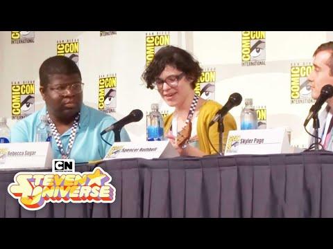 Rebecca Sugar - Giant Woman - Steven Universe
