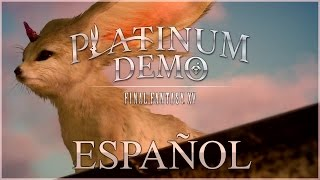 Platinum Demo Final Fantasy 15 - ESPAÑOL (FULL DEMO)