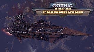 Battlefleet Gothic Championship, Match 3