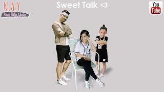 Sheryl Sheinafia & Rizky Febian Feat. Chandra Liow - Sweet Talk Cover By N.A.Y
