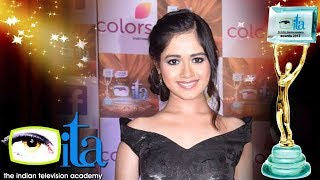 Jannat Zubair Rahmani at ITA Awards 2018 Full Show Red Capret  Colors Tv Tu Aashiqui Serial 2017
