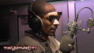 Snoop Dogg remembering Nate Dogg interview - Westwood