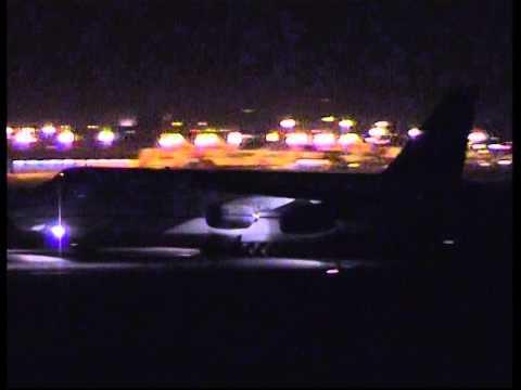 ANTONOV-124-FILMADO A NOITE B-767-200 VARIG X2