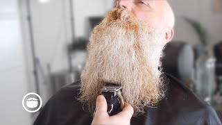 Taming an Epic Beard (From Unruly to Perfection) | Dave Banks