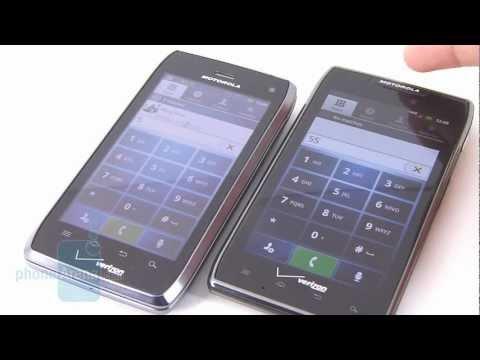 Motorola DROID 4 vs DROID RAZR MAXX