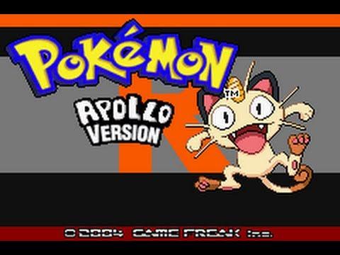 Pokemon Hacks Showcase   Pokemon Apollo