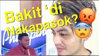 Luke Baylon - Idol Philippines Outrage Reaction Video #lukebaylon #theexpattraveler