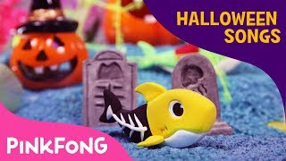 Clay Halloween Sharks | Halloween Songs | Baby Shark | Pinkfong Songs for Children