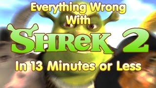 Everything Wrong With Shrek 2 (& Far Far Away Idol)