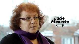 Lucie Monette - Un engagement significatif qui fait la différence