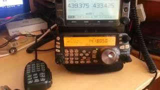 KENWOOD TS-480 NETWORK COMMAND SYSTEM TA2IKY