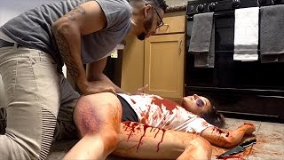 DEAD GIRLFRIEND PRANK! (EXTREME)