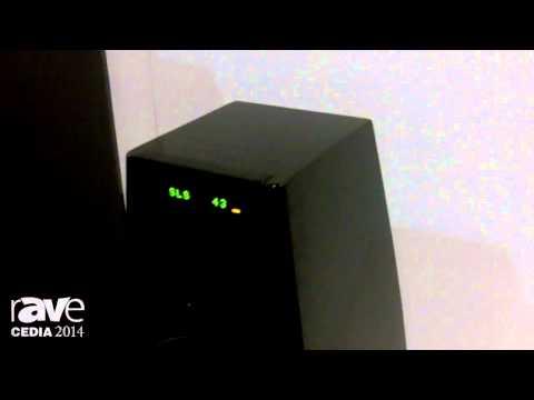 CEDIA 2014: Meridian Audio Offers DSP Loudspeaker System