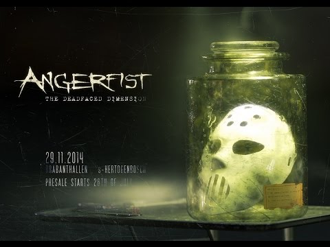 Angerfist - Messing With The Wrong Man
