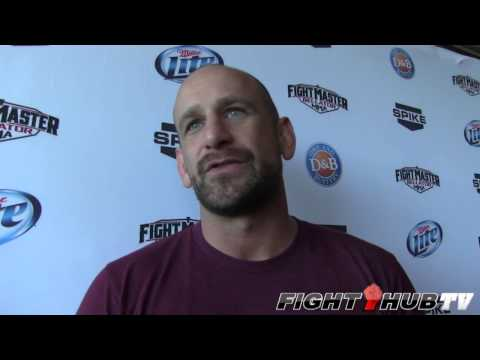 Greg Jackson My fighters are very high finishers talks point fighting