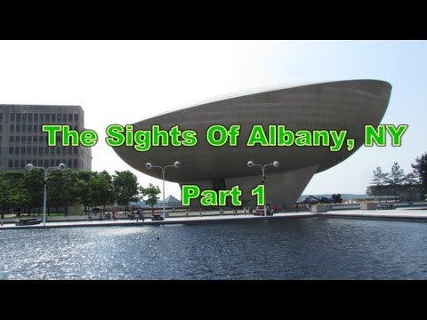 The Sights Of Albany, NY Part 1