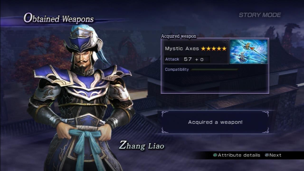 Zhang Liao 3 Ultimate - Zhang Liao